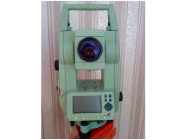 Электронный тахеометр TCR 407 power