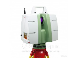Лазерный сканер Leica ScanStation C10
