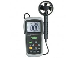Термоанемометр DT-618