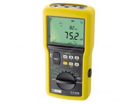 Измерители сопротивления петли и токов КЗ, тестер УЗО Chauvin Arnoux C.A 6030