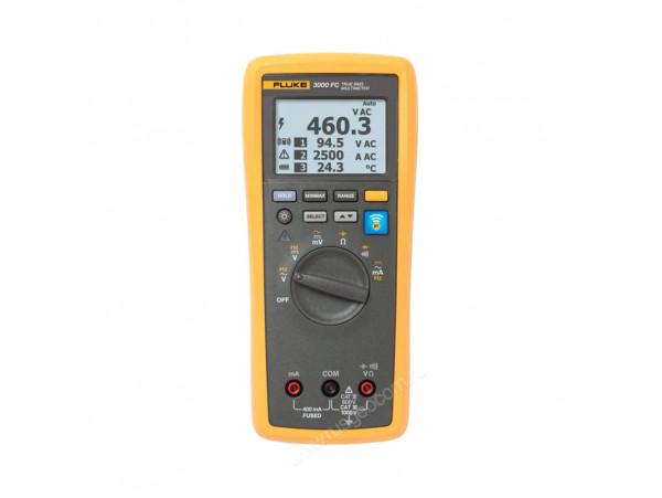 Комплект - мультиметр с токовыми клещами Fluke FLK-A3001FC KIT