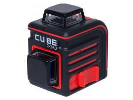 Лазерный уровень ADA Cube 2-360 Professional Edition