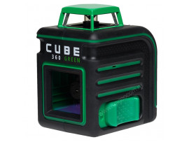 Лазерный уровень ADA Cube 360 Green Ultimate Edition