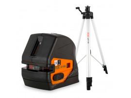 Лазерный уровень RGK LP-106 + штатив RGK LET-170
