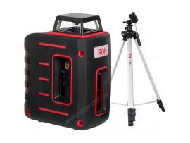 Лазерный уровень RGK LP-52 + штатив RGK F170