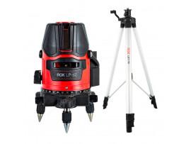 Лазерный уровень RGK LP-62 + штатив RGK LET-170