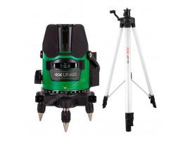 Лазерный уровень RGK LP-62G + штатив RGK LET-170
