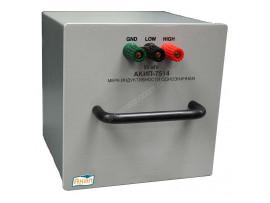 Мера индуктивности АКИП-7514-1Гн