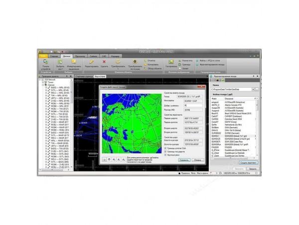 Модуль MM MX9 Laser Correction для Trimble Business Center